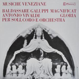 Musiche Veneziane - Galuppi, Vivaldi avec Ana Maria Miranda