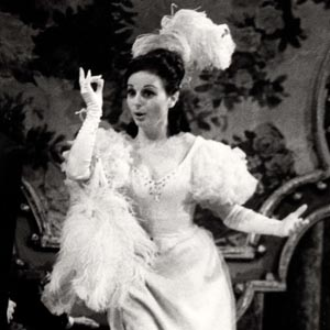 Ana Maria Miranda - Adèle - La Chauve-Souris - Grand Théâtre de Genève