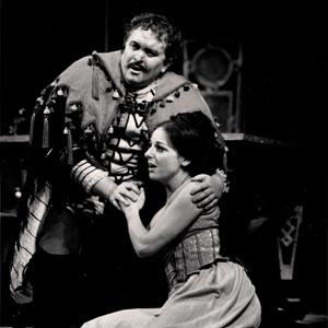 Ana Maria Miranda - Gilda - Rigoletto - Opéra d'Amsterdam