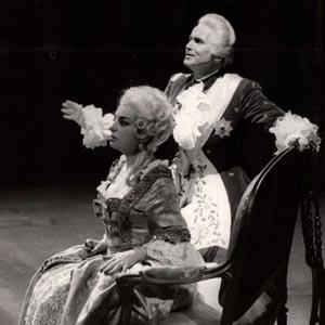 Ana Maria Miranda dans le rôle de Lady Mary - Monsieur Beaucaire
