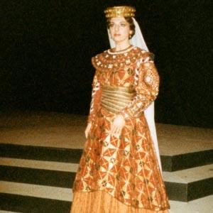 Ana Maria Miranda - L'infante - Le cid - Opéra de Wallonie