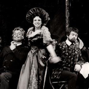Ana Maria Miranda joue Musetta - La Bohème - Opéra de Wallonie