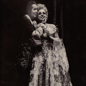 Ana Maria Miranda - Sophie - Le Chevalier à la Rose, avec Suzanne Sarroca - Opéra de Lyon